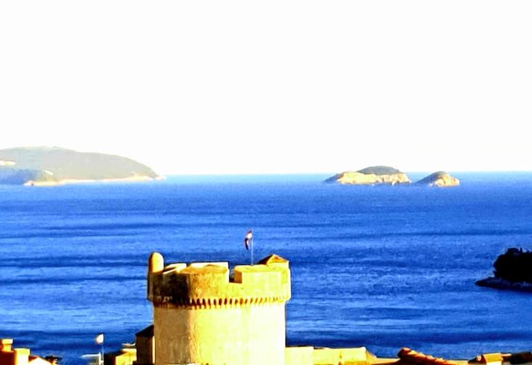Apartments Ramona, Dubrovnik, Näkymä majoitusliikkeestä