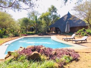 Gaborone — zdjęcie hotelu African Casa