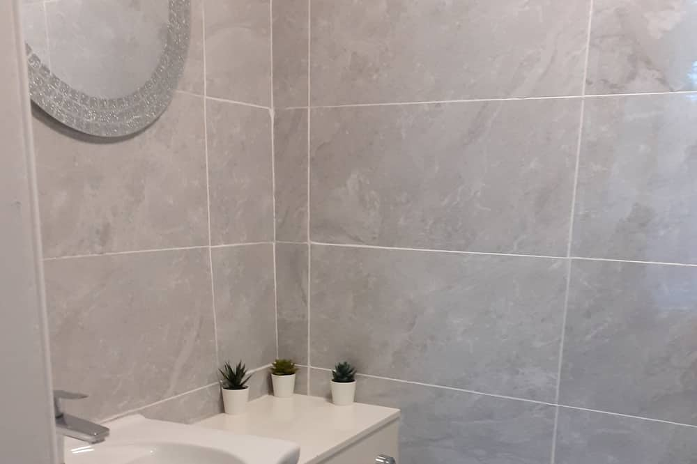 Chambre, 1 lit double, non-fumeurs - Salle de bain