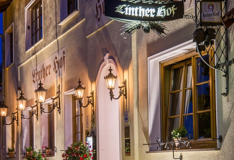 Hotel & Restaurant Linther Hof, Linthe, Pročelje hotela