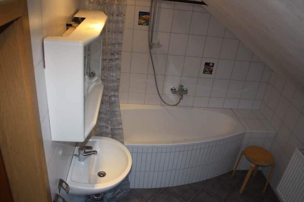 Appartamento (Rauchschwalbe) - Bagno
