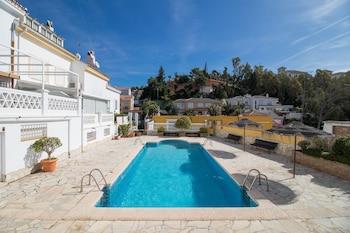 Nuotrauka: House with Garden & Pool in Malaga, Malaga