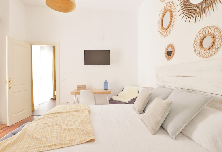 Nice Apartment Close to Teatro Cervantes, Málaga, Apartment, 1 Bedroom, Room