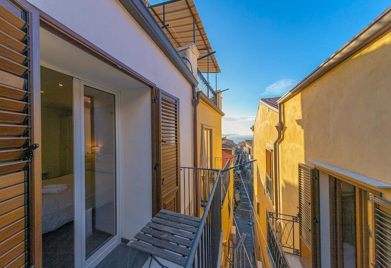 Alle Torri Apartments, Cefalù, Studio (Camelia), Balcony