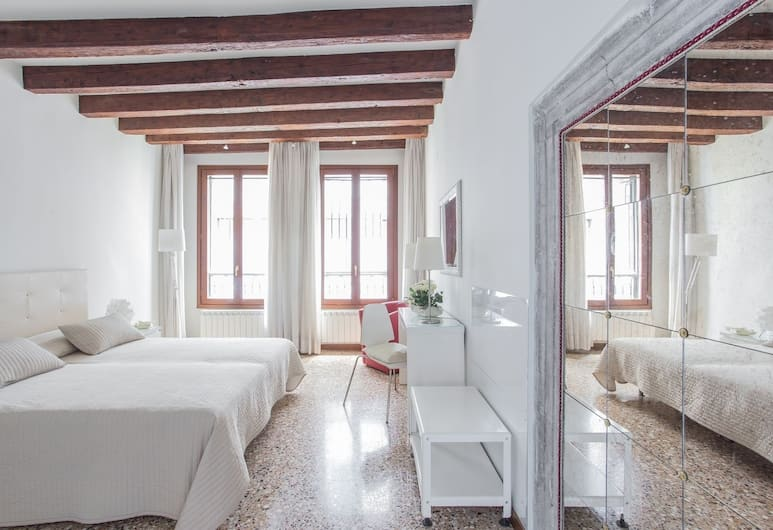 Venezia - Calle della Regina 752b, Venezia, Appartamento, 1 camera da letto, Camera
