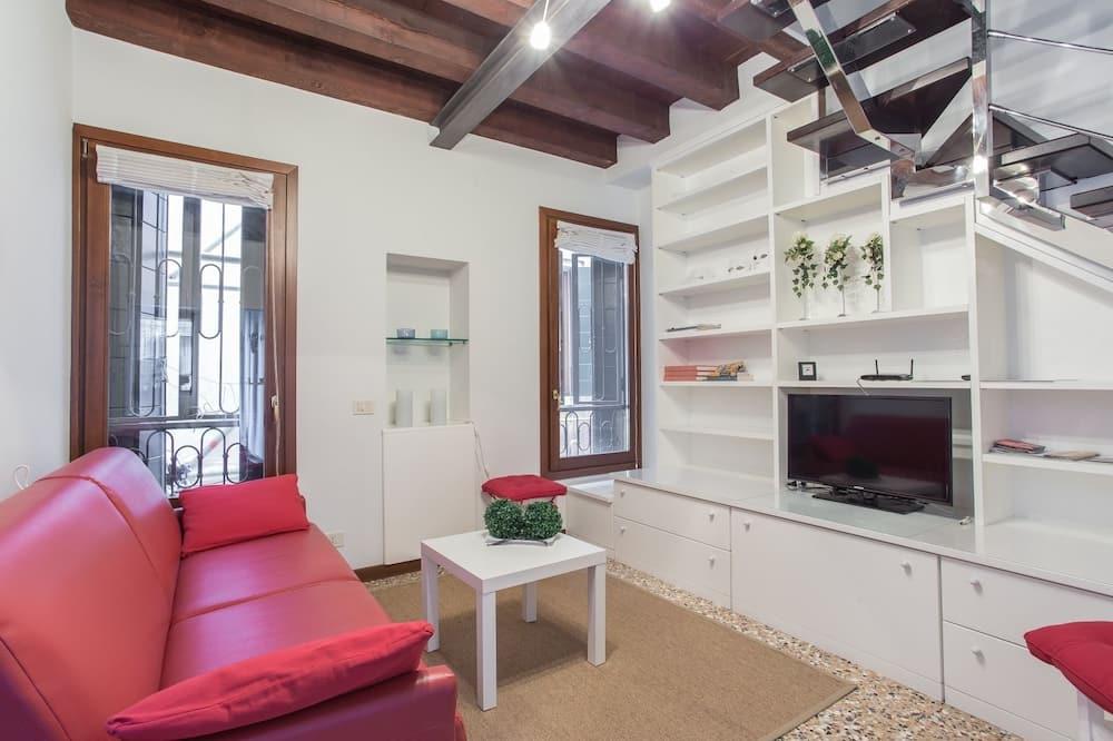 Apartament typu City, 1 sypialnia - Powierzchnia mieszkalna