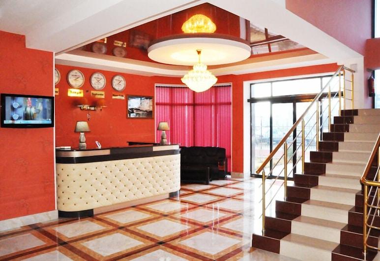 Firuz Hotel, Khujand, Reception