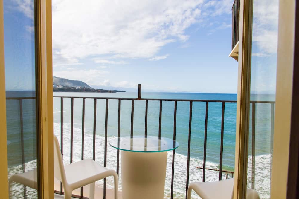 Studija, 1 miegamasis, terasa, vaizdas į jūrą - Vaizdas iš balkono