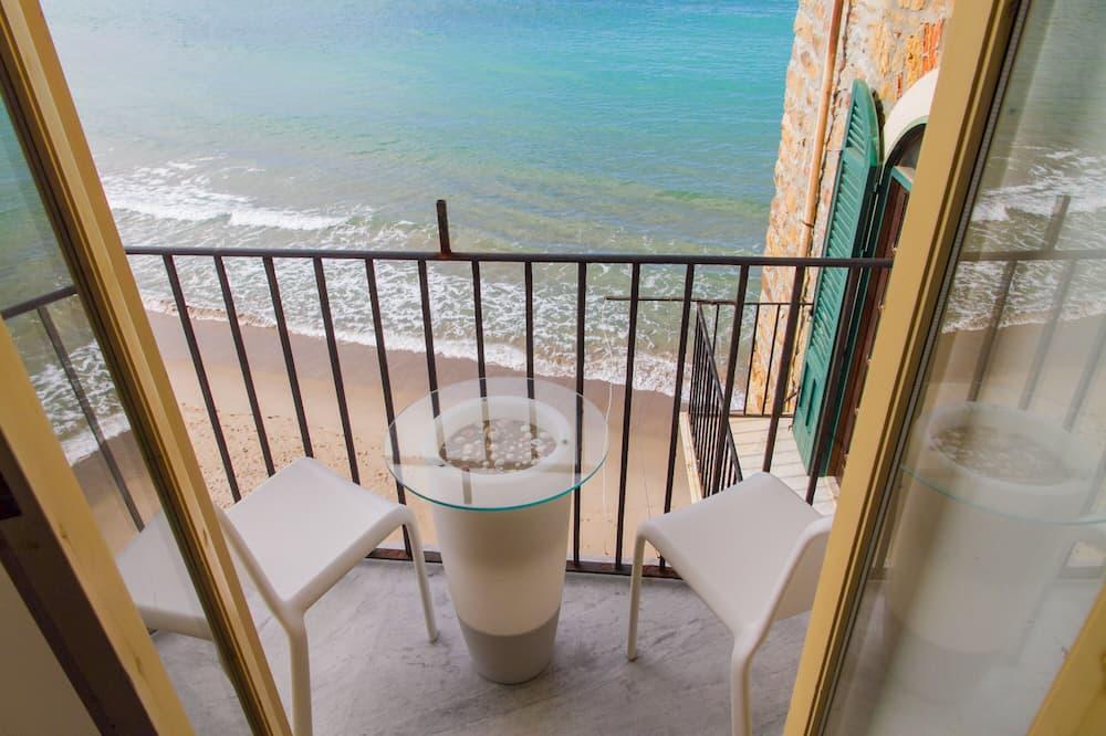Studija, 1 miegamasis, terasa, vaizdas į jūrą - Pagrindinė nuotrauka