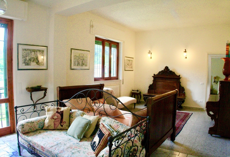 Rosa Thea, Camaiore, Vila typu Deluxe, 3 spálne, Obývačka