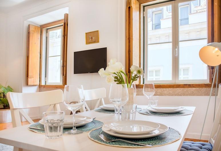 Chiado Central Apartment, Λισσαβώνα, Διαμέρισμα, 1 Υπνοδωμάτιο, Περιοχή καθιστικού