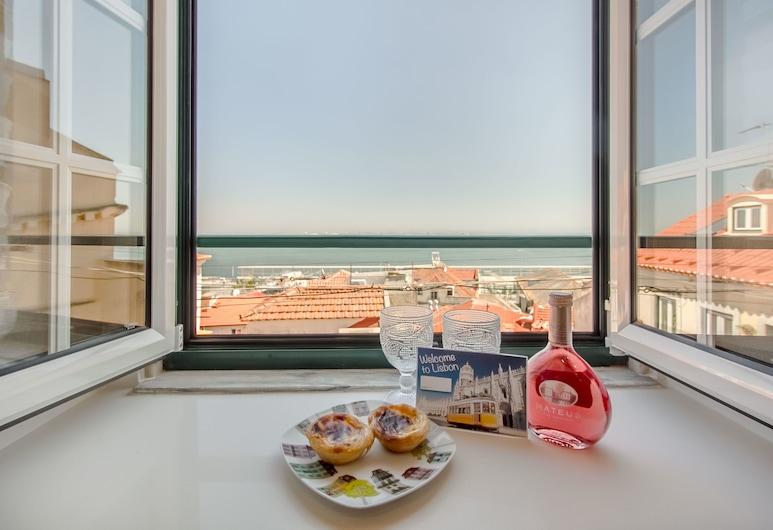 Alfama The Best, Lisboa, Leilighet, 2 soverom, Eget kjøkken