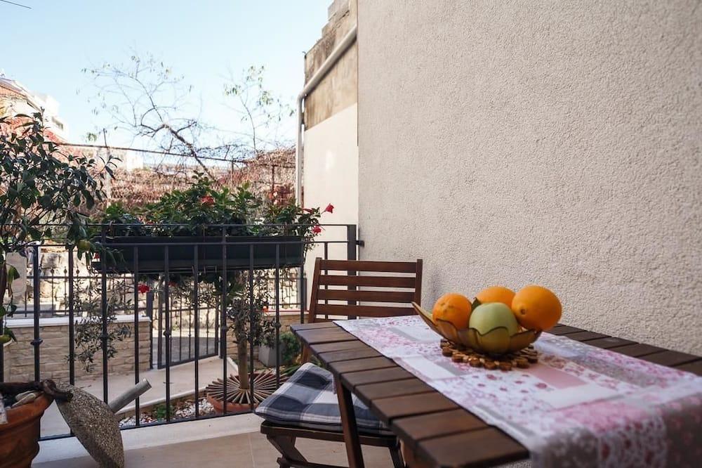 Duplex, 1 Bedroom - Terrace/Patio