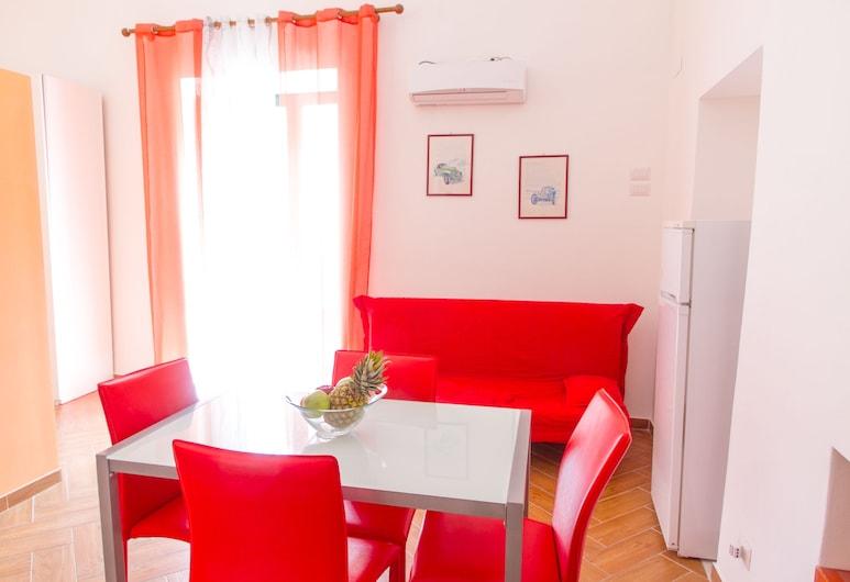 Ambra Apartment, Cefalù, Studio, Oppholdsområde