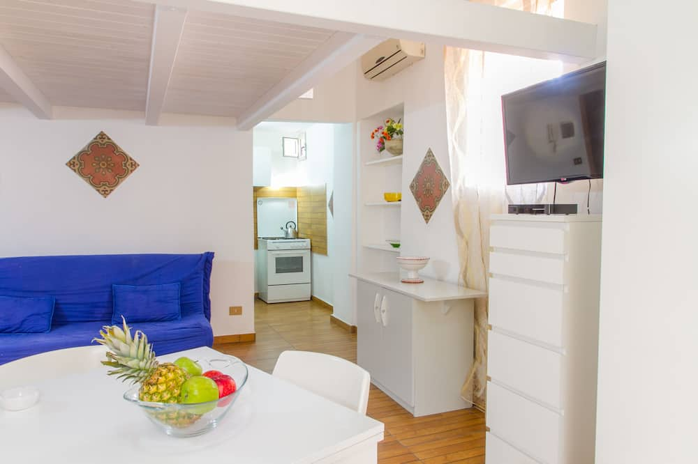 Studio, 1 slaapkamer - Woonkamer