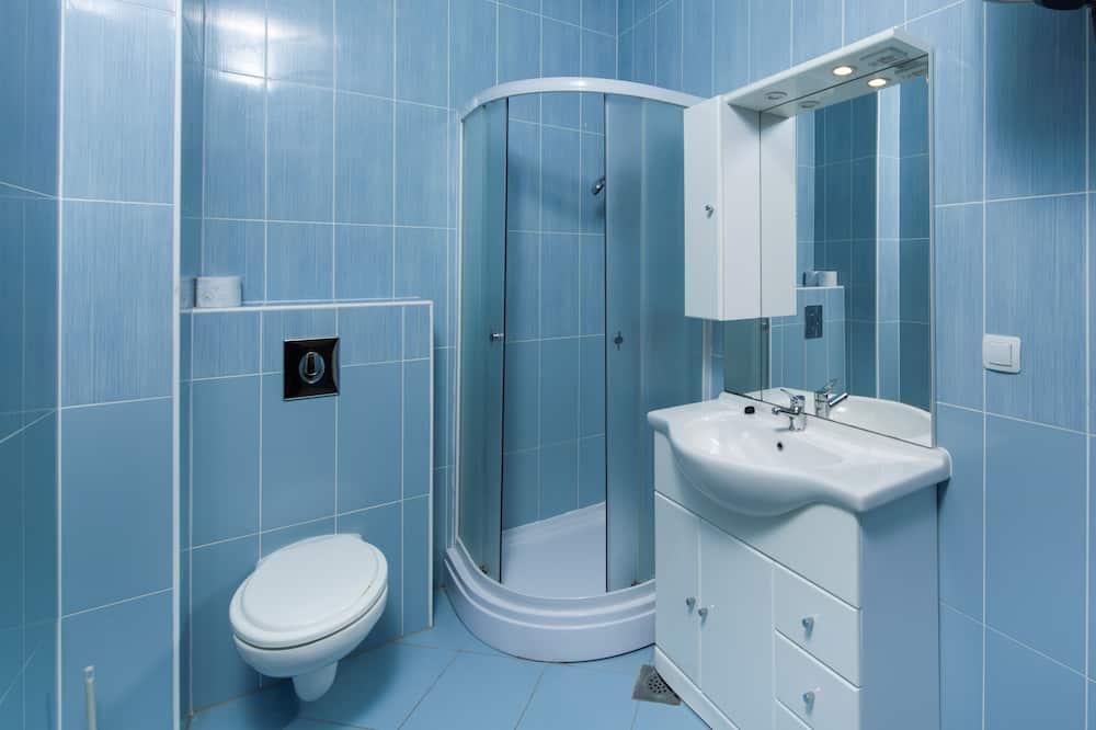 Апартаменти, з видом на місто (1) - Ванна кімната