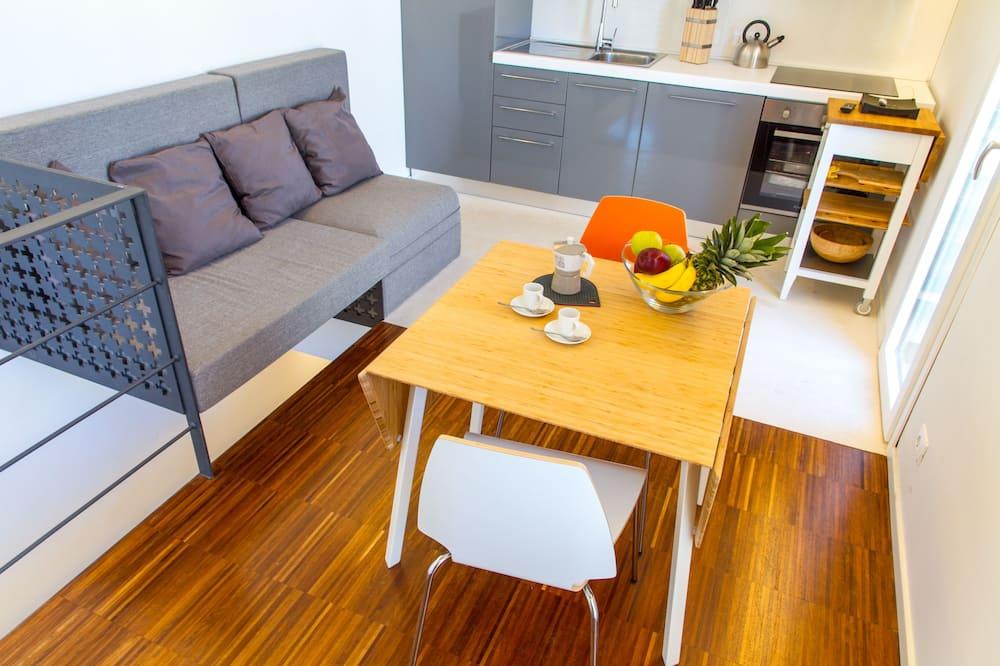 Appartement Duplex, 2 chambres - Coin séjour