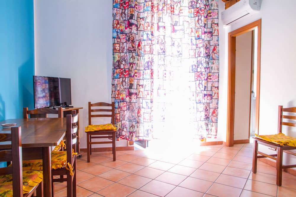 Appartement, 1 slaapkamer - Eetruimte in kamer