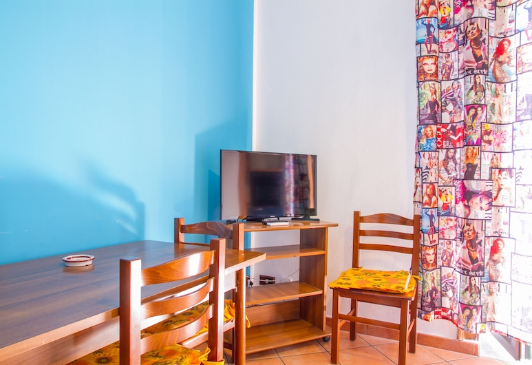 Gemma Apartment, Cefalù, Leilighet, 1 soverom, Bespisning på rommet