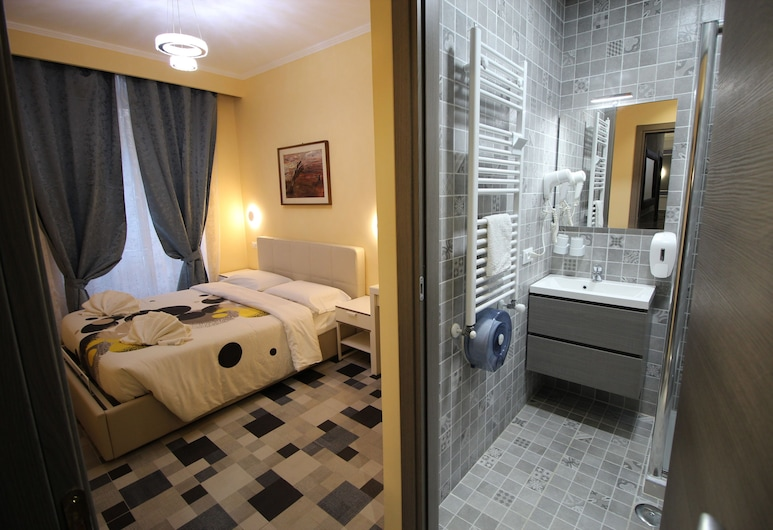 Quest House Lihong, Roma, Doppia Comfort (104), Camera