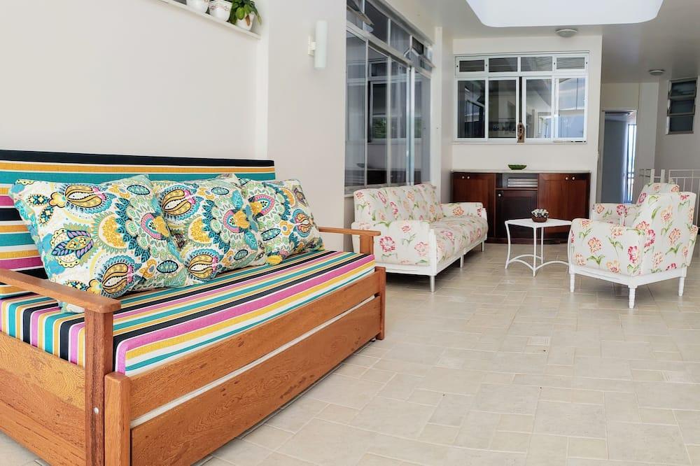 Apartment, 1 Katil Kelamin (Double), Non Smoking - Ruang Tamu