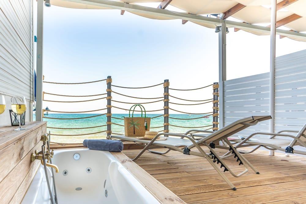 Deluxe Double Room, Sea Facing (Plus) - Terrace/Patio