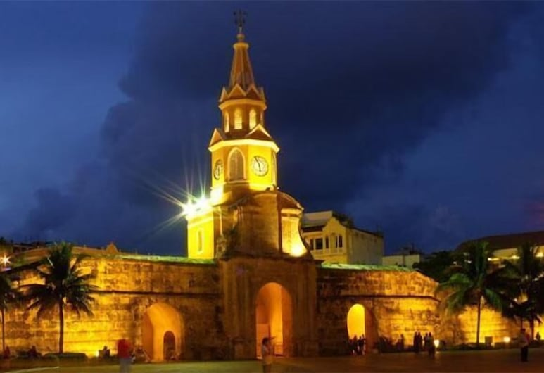 Posada Reyluz 1, Cartagena, Exteriér