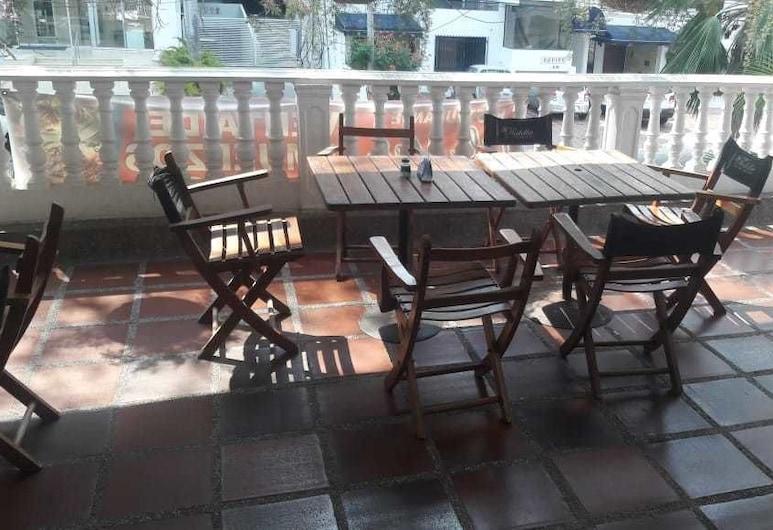 利利馬爾酒店, 喀他基那, 陽台
