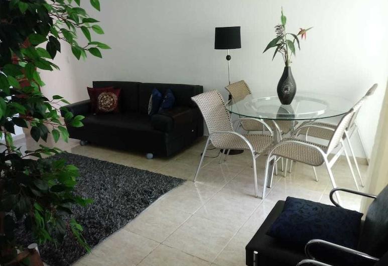 Apartamentos Marina Club, Sao Pedro Da Aldeia, Διαμέρισμα, 3 Υπνοδωμάτια, Περιοχή καθιστικού