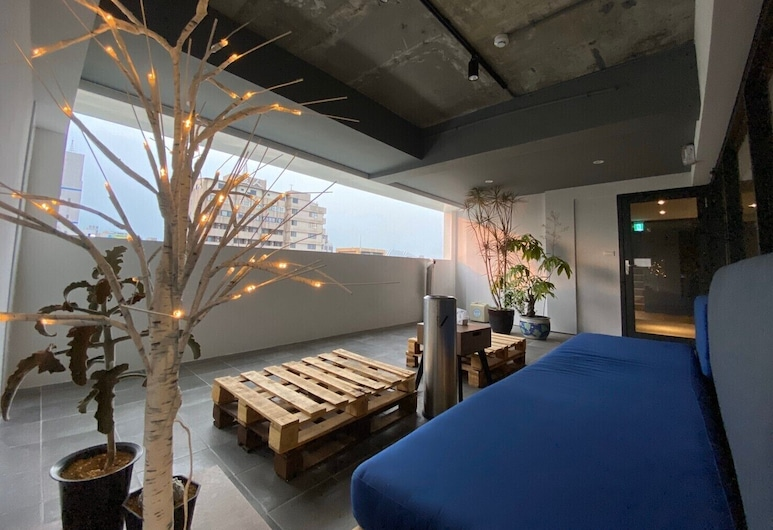 iNN Hotel, Taichung, Standard Double Room, 1 Double Bed, Terrace/Patio