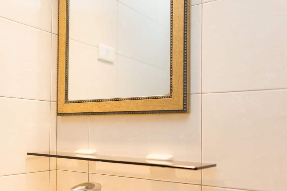 典雅客房, 1 張標準雙人床, 城市景 - 浴室