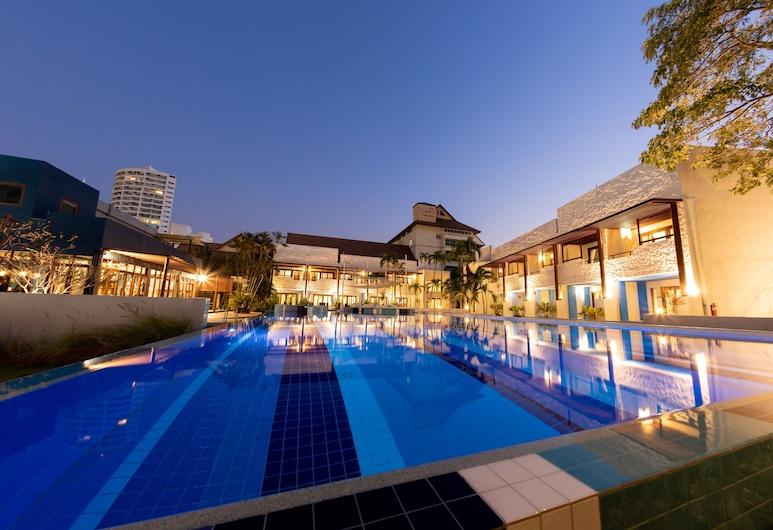 科可奇拉酒店, 華欣, 室外泳池