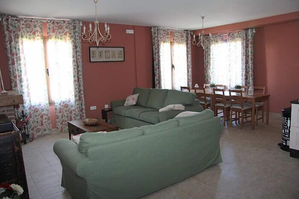 Cottage, 4 camere da letto - Area soggiorno