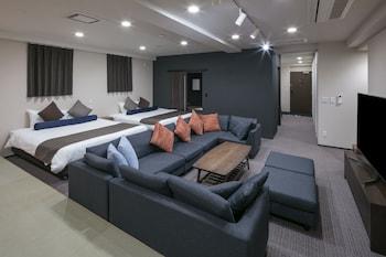 札幌薄野套房蘭多爾住宅飯店的相片