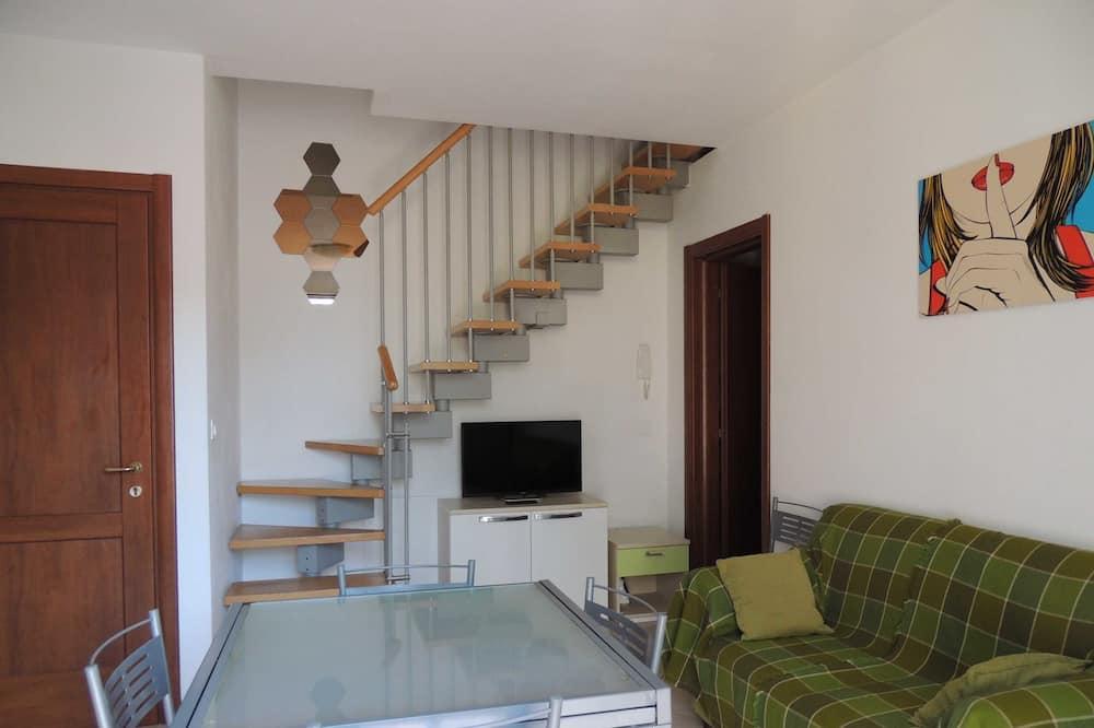 Apartamento, 3 habitaciones (interno 2) - Zona de estar