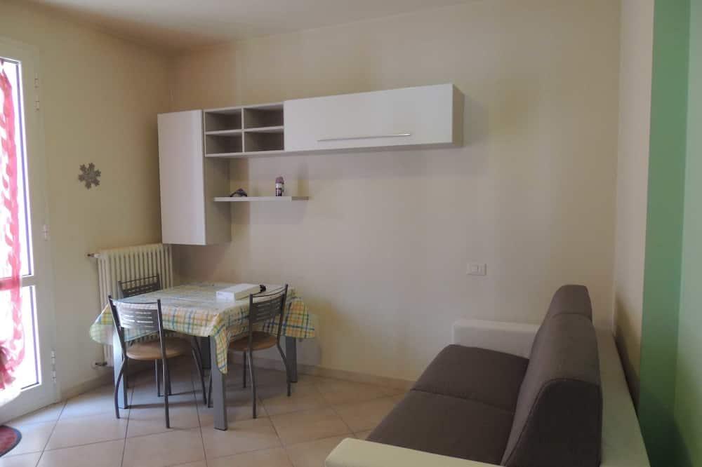 Apartamento, 1 habitación (interno 2) - Zona de estar
