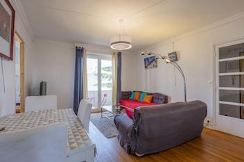 Nuotrauka: Appartement Compans Métro Navette , Tulūza