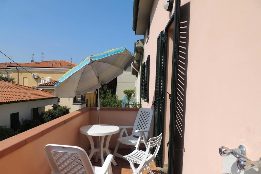 Apartamento, 3 habitaciones (int 3) - Balcón