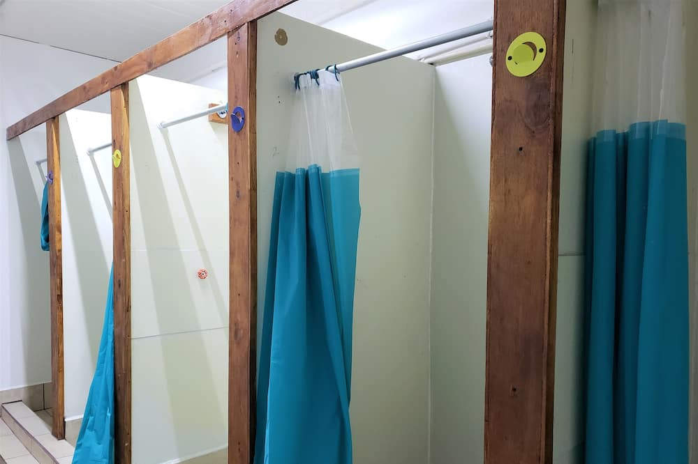 Deluxe Shared Dormitory, Mixed Dorm (Up to 18 people) - Bathroom Shower