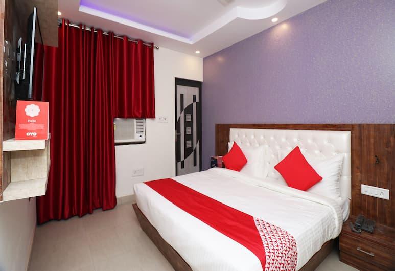 OYO 25130 Hotel Royal Inn, Yeni Delhi, Standard Oda, Oda