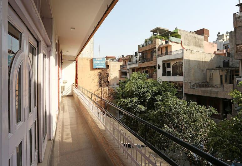 OYO 14164 Satwah 29, New Delhi, Standardna soba, Balkon
