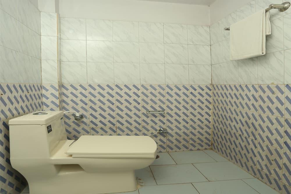 Quarto Duplo ou Twin Deluxe, 1 cama king-size - Casa de banho