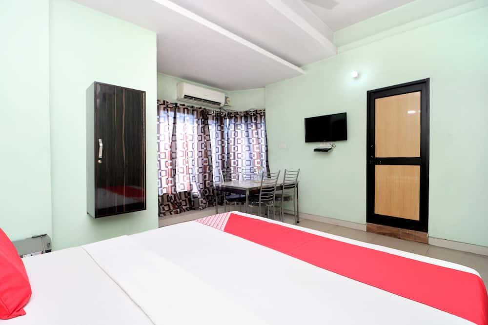 Dvivietis kambarys, 1 standartinė dvigulė lova - Svečių kambarys