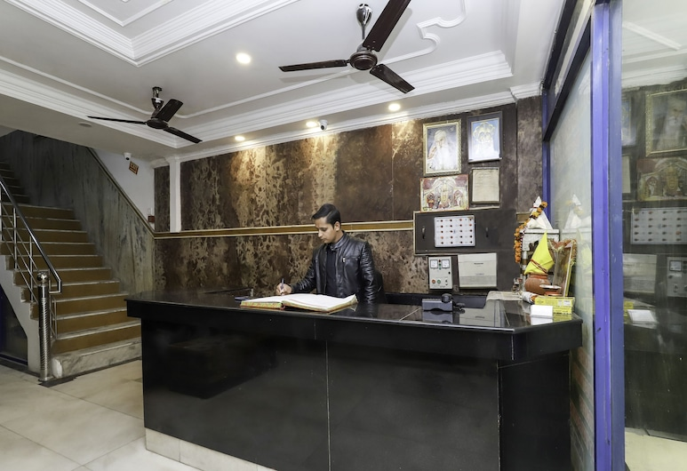 OYO 19150 Hotel Great Shiva Dlx, New Delhi, Reception