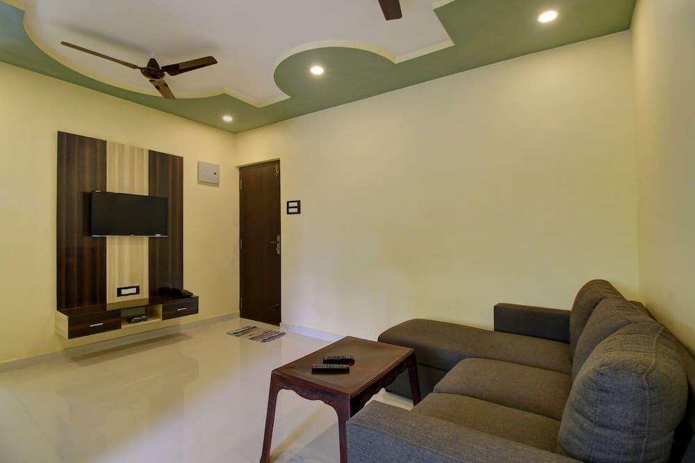 Suite, 1 Katil Raja (King) - Ruang Tamu
