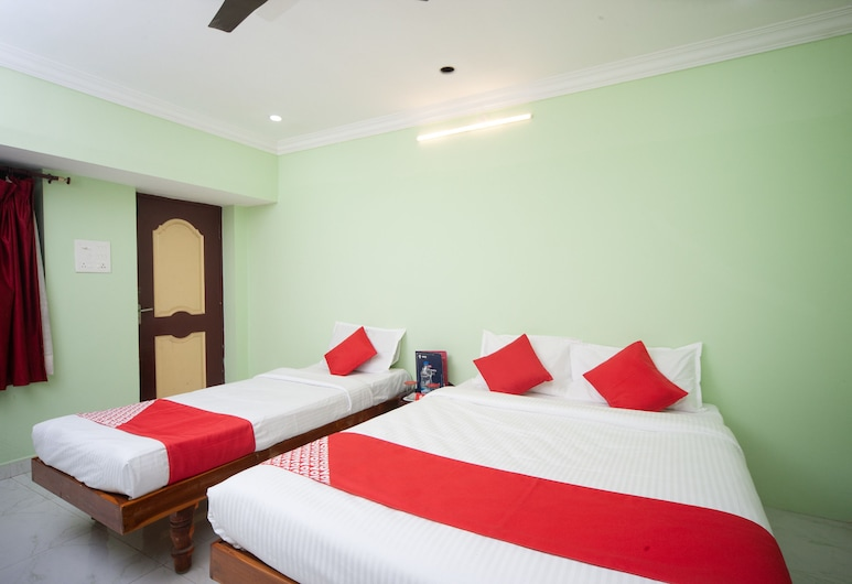 OYO 23300 Seabreeze Residency, Pondicherry, Standard Room, Guest Room