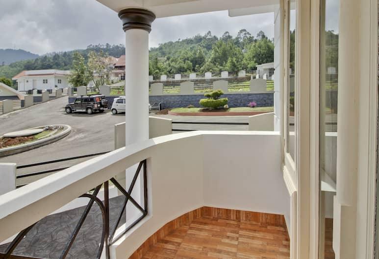 OYO 22788 Misty Rock, Ooty, Standaard kamer, Balkon