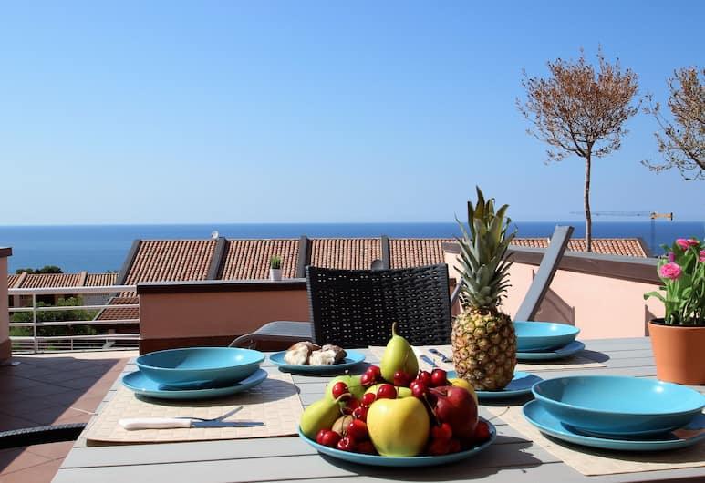 Kefa Residence, Cefalù, Leilighet, 1 soverom (37), Terrasse/veranda