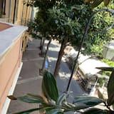 Liukso klasės dvivietis kambarys - Balkonas
