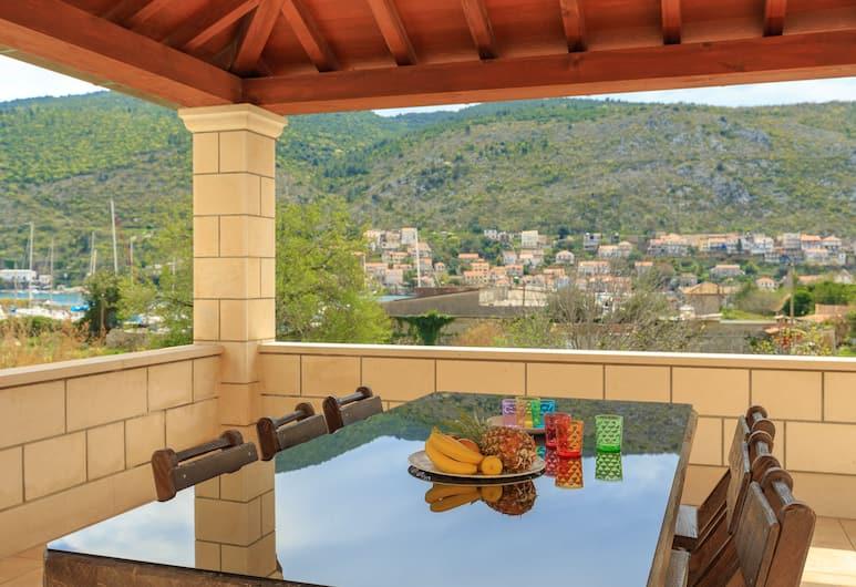 Apartments Mondo, Dubrovnik, Parveke